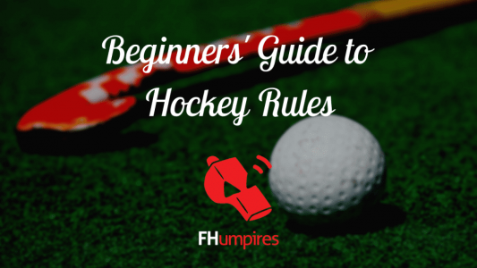 Beginners' guide to hockey rules