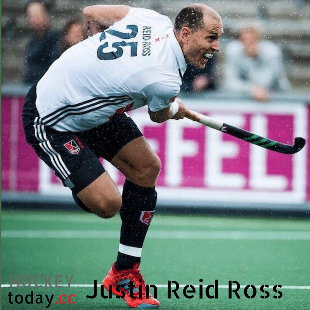 Justin Reid Ross