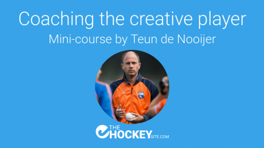Coaching the creative player